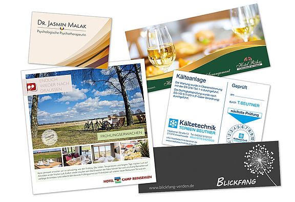 Werbeagentur Brasestruck Brasestruck Printdesign
